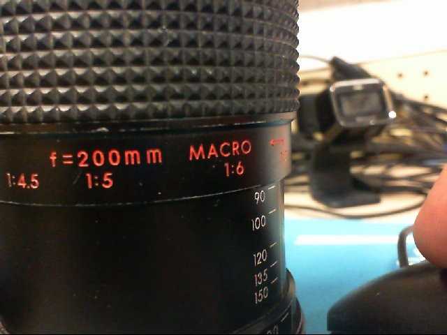 SAKAR 80-200MM ZOOM LENSE