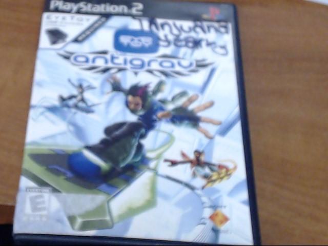 SONY Sony PlayStation 2 EYE TOY: ANTIGRAV (2004)
