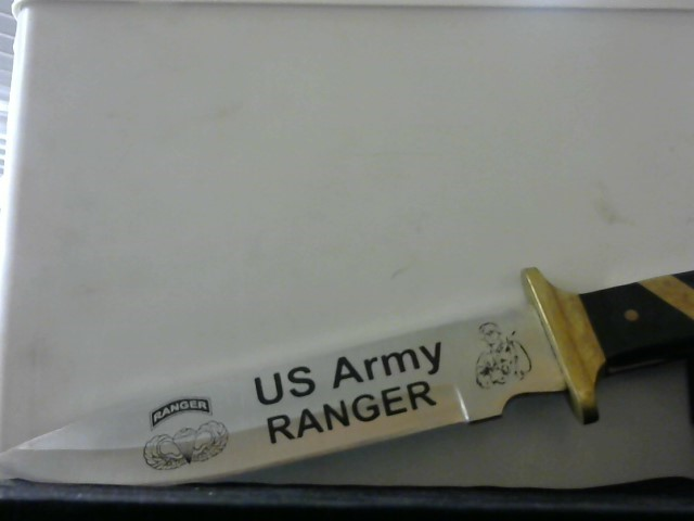 Hunting Knife US ARMY RANGER KNIFE