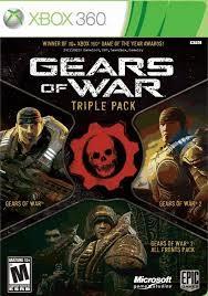 xbox 360 gears of war triple pack