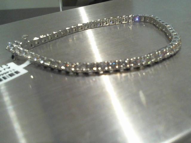 Gold Bracelet 14K White Gold 10.2g