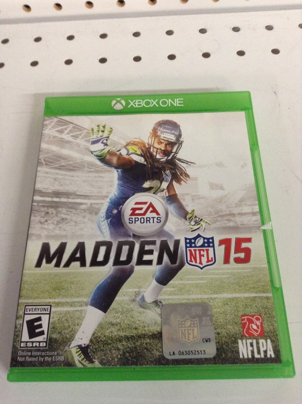 MICROSOFT Microsoft XBOX One Game MADDEN 15 - XBOX ONE