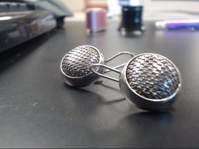 Silver Earrings 925 Silver 8.4g