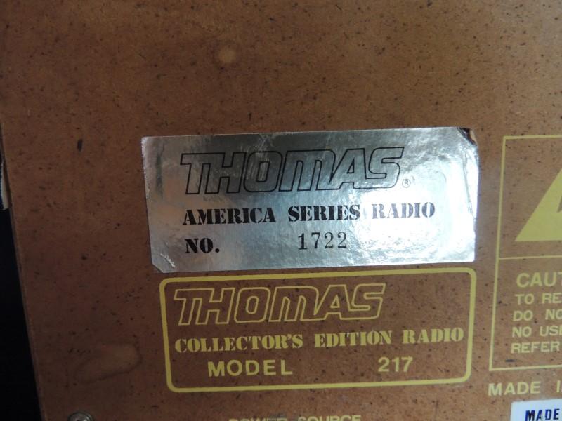 THOMAS RADIO 217 - 1932 STYLE