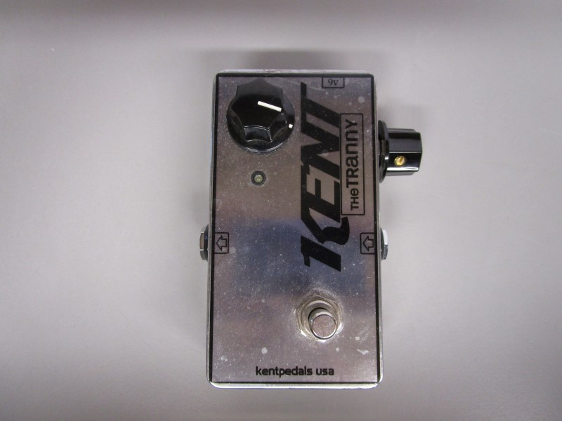KENT THE TRANNY BOOST PEDAL