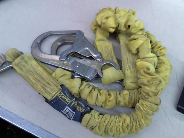 DBI SALA Miscellaneous Tool 1231016 HARNESS FALL LANYARD