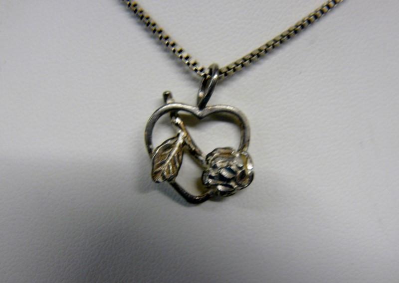 """20"""" Silver Chain 925 Silver 6dwt"""
