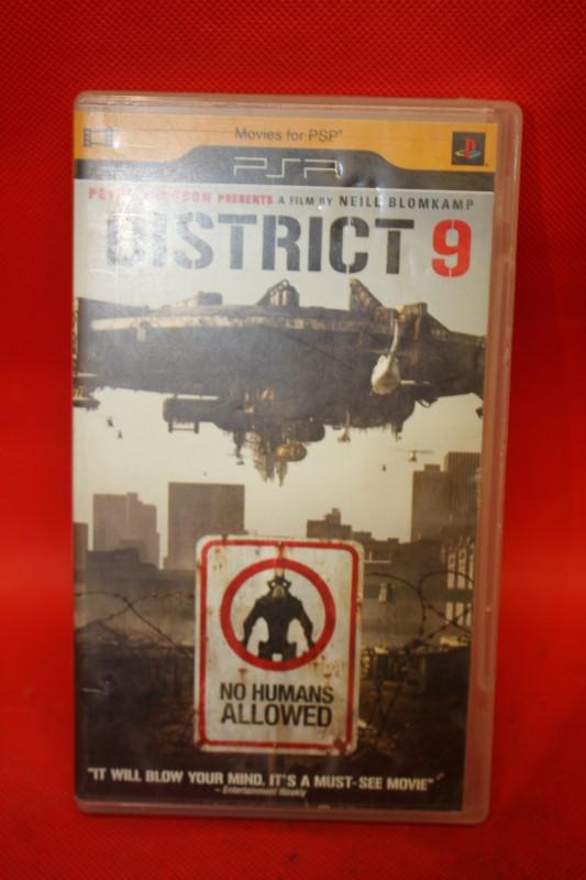 District 9 [UMD for PSP]