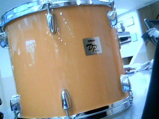 "YAMAHA 13"" TOP TOM DRUM DP SERIE"