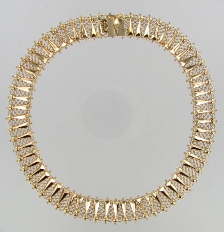 Gold Chain 18K Yellow Gold 28.7dwt