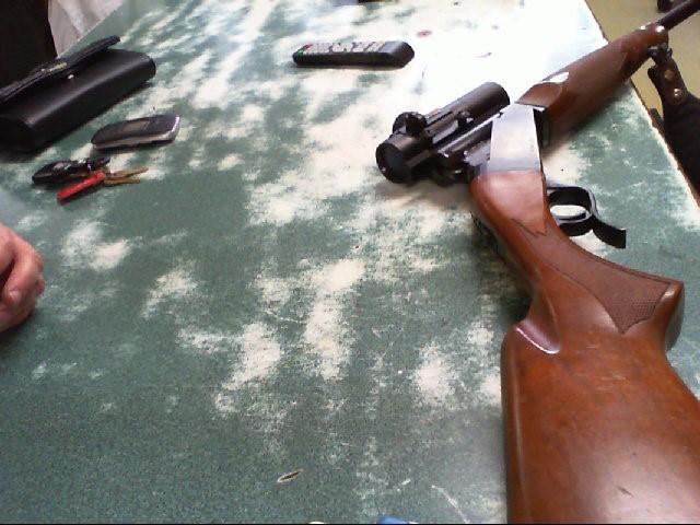 MOSSBERG Rifle SSI-ONE