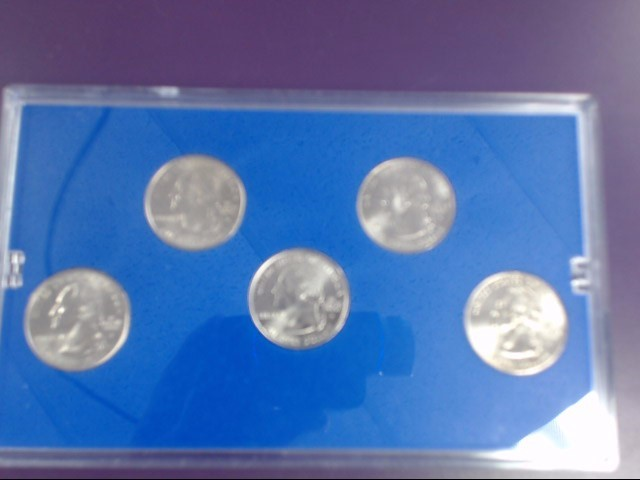 2000 Philadelphia Mint Edition - State Quarter Collection