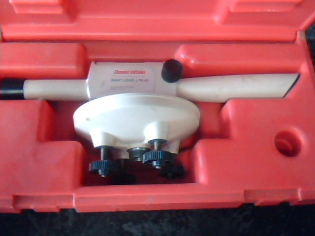 DAVID WHITE Level/Plumb Tool LP6-20