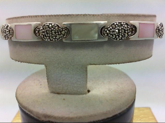 Silver Bracelet 925 Silver 21.2g