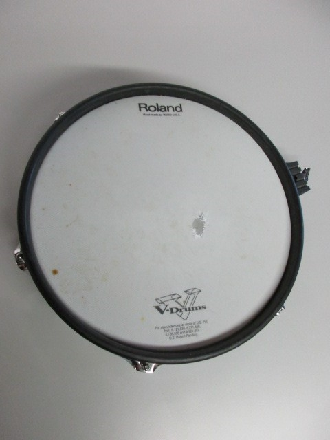 ROLAND PD-125 MESH ELECTRONIC DRUM TRIGGER