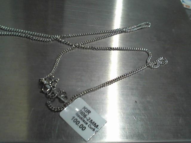 Silver Chain 925 Silver 6.4g