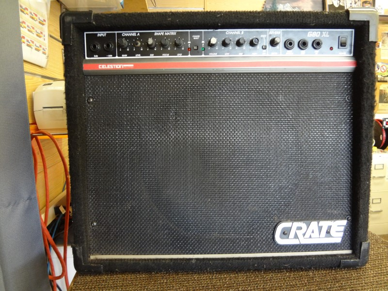 CRATE G-80XL GUITAR AMP