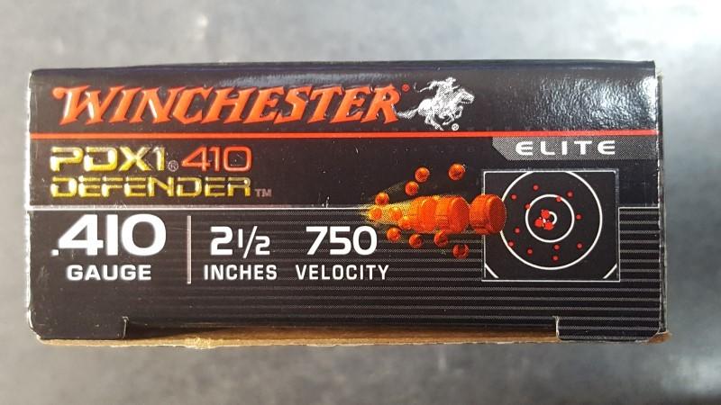 WINCHESTER Ammunition S410PDX1