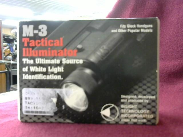 INSIGHT TECHNOLOGY Accessories M-3 TACTICAL ILLUMINATOR