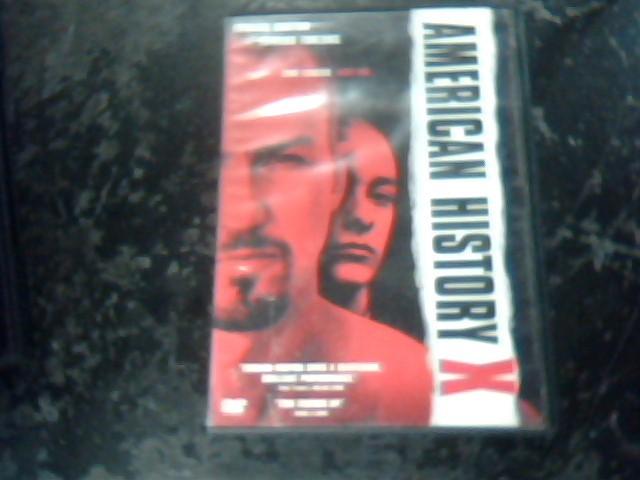 DVD MOVIE DVD AMERICAN HISTORY X