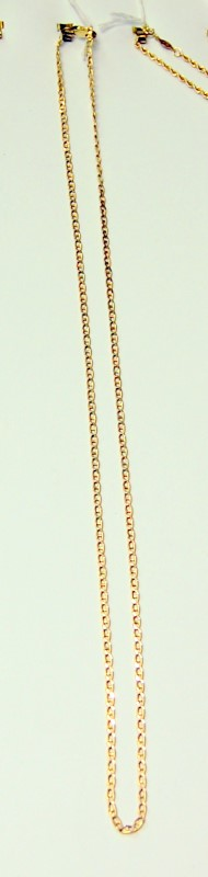 Gold Figaro Chain 14K Yellow Gold 6g