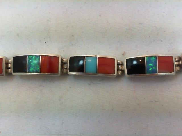Silver Bracelet 925 Silver 14.6g