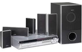 SONY HDX265 HOME THEATER