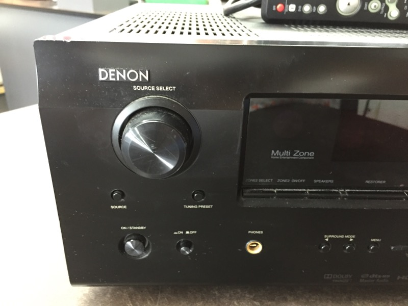 DENON Receiver AVR-890 with Remote