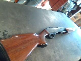 REMINGTON FIREARMS Rifle 7600 PUMP