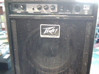 PEAVEY Bass Guitar Amp MAX 110 BASS