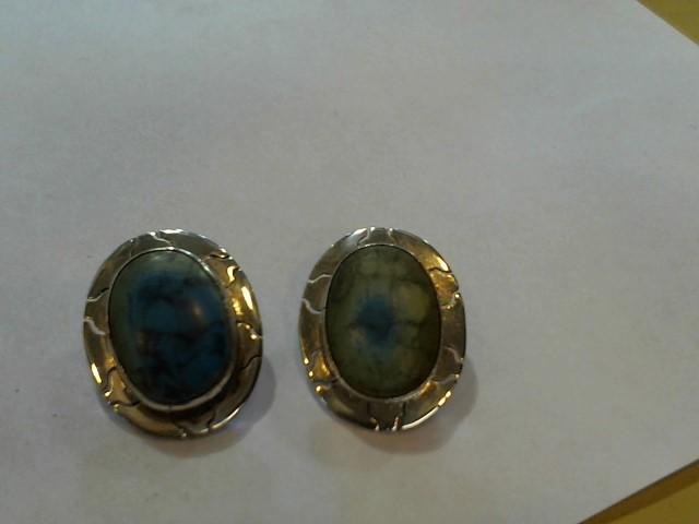 Silver Earrings 925 Silver 9.69g