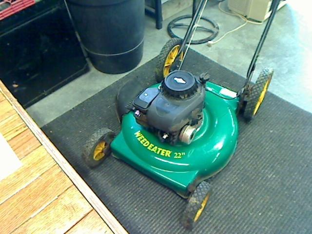 WEED EATER Lawn Mower 96114000402