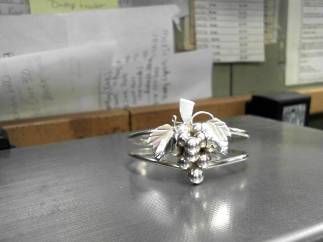Silver Bracelet 925 Silver 25g