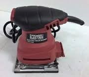 CHICAGO ELECTRIC Belt Sander FINISHING SANDER
