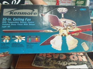 KENMORE Miscellaneous Appliances CEILING FAN