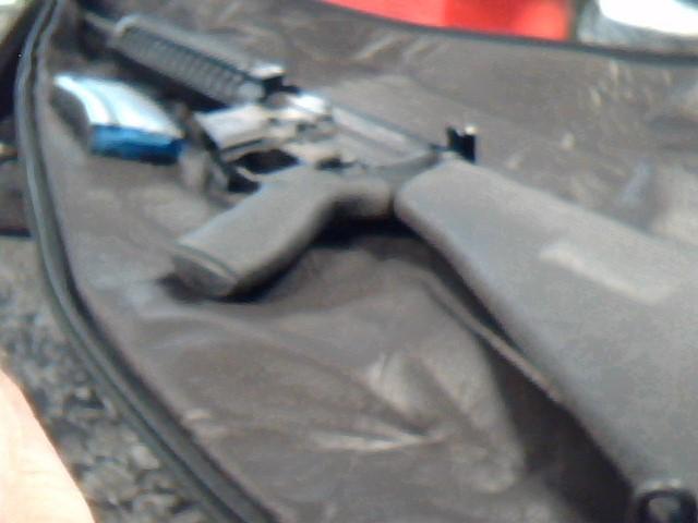 ALEXANDER ARMS Rifle AAR15