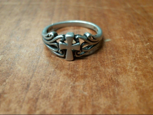 SILVER .925 RING SIZE 6