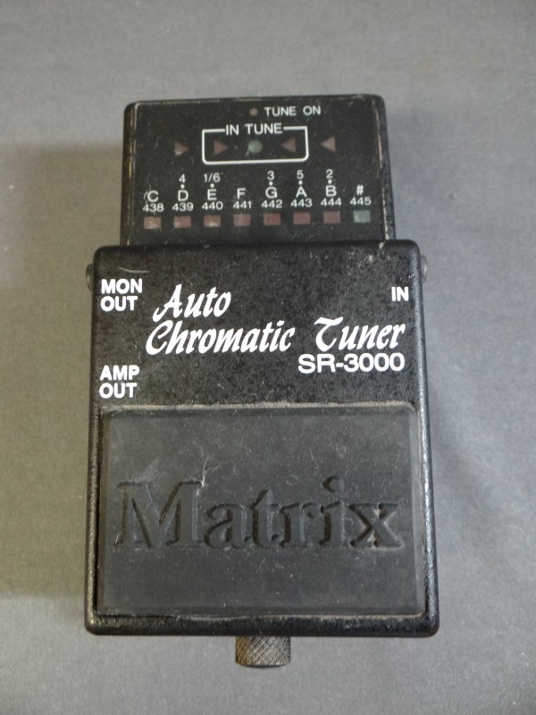 MATRIX Tuner SR-3000