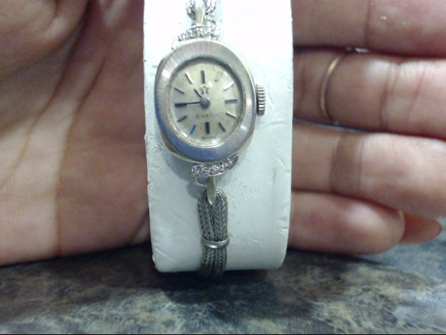 OMEGA WATCH COMPANY Lady's Wristwatch 10K