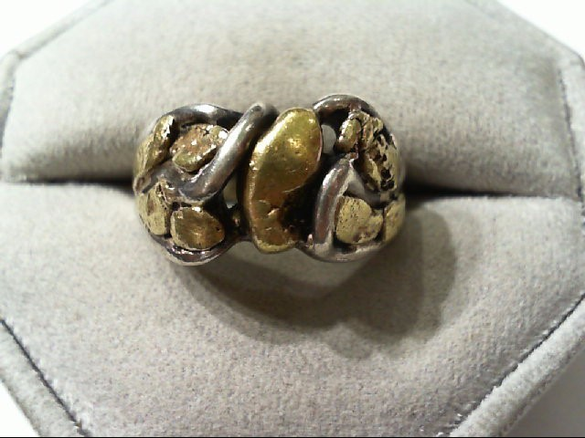 Gent's Silver Ring 925 Silver 9.9g