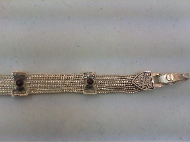 Silver Bracelet 925 Silver 15.9g