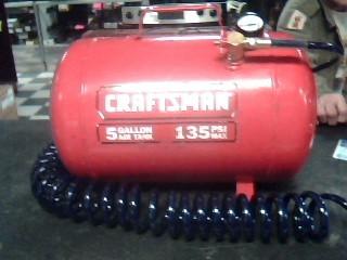 CRAFTSMAN Air Compressor 921.15200
