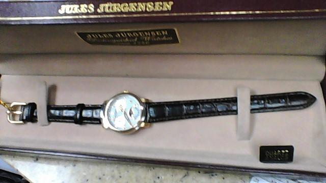 Jules Jurgensen 377 Wristwatch
