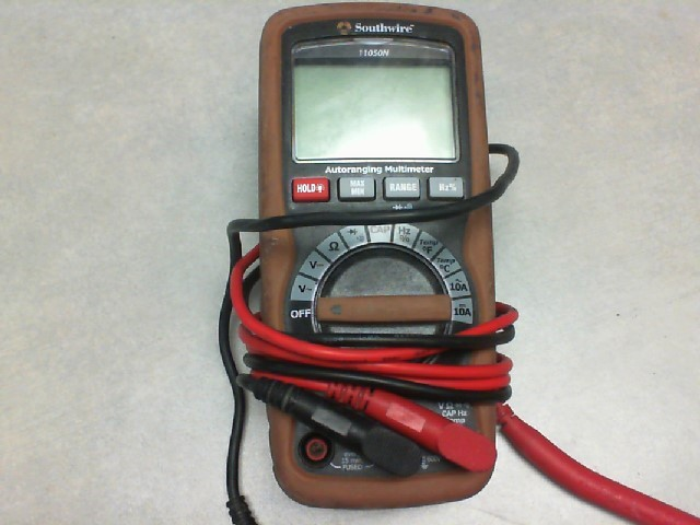 SOUTHWIRE Multimeter 11050N