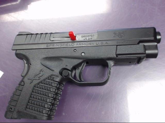 Springfield - XDS - .45 ACP