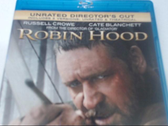 ROBIN HOOD - BLU-RAY MOVIE