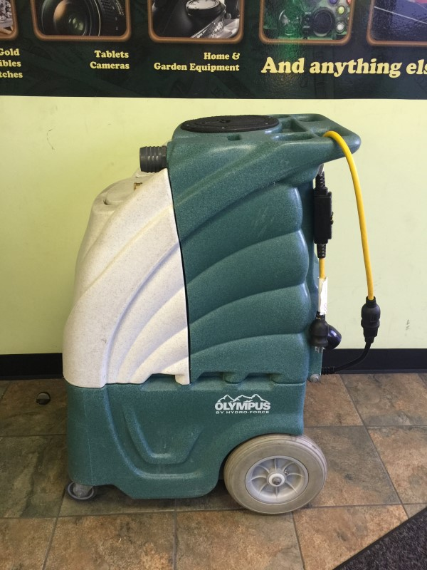 HYDRO FORCE Carpet Shampooer/Steamer OLYMPUS M100M