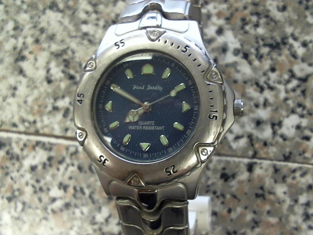 PAUL JARDIN WATCH #27195 S\NV M\NV