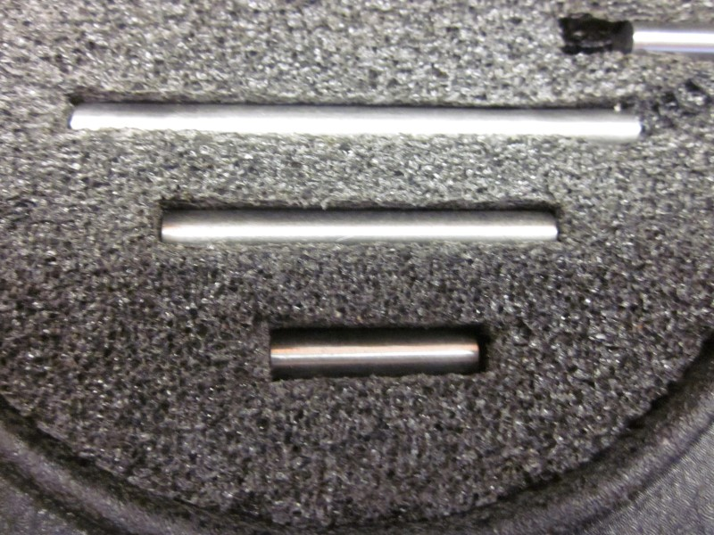 PROTO TOOLS MICROMETER WITH CASE