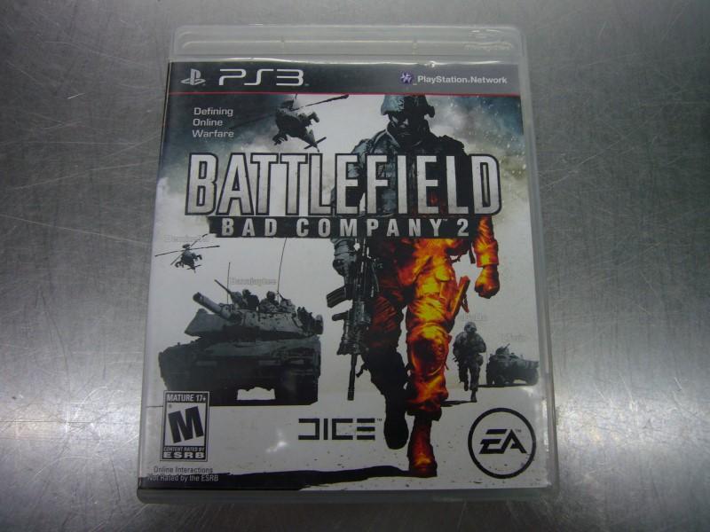 SONY PlayStation 3 Game BATTLEFIELD BAD COMPANY 2